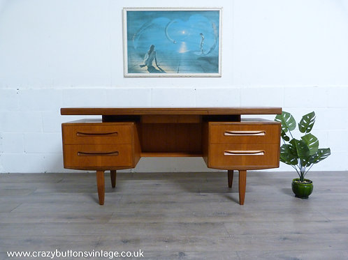 G Plan fresco teak desk dressing table