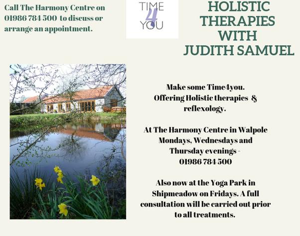 The Harmony Centre