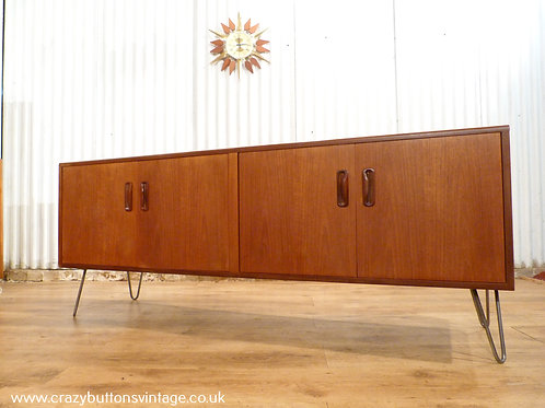 G plan fresco sideboard hairpin legs
