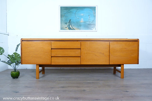 White & Newton Petersfield teak sideboard