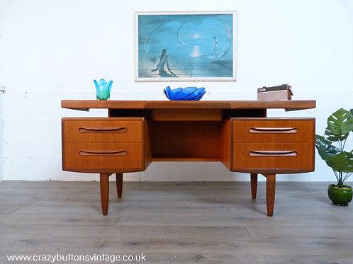 G Plan fresco teak desk