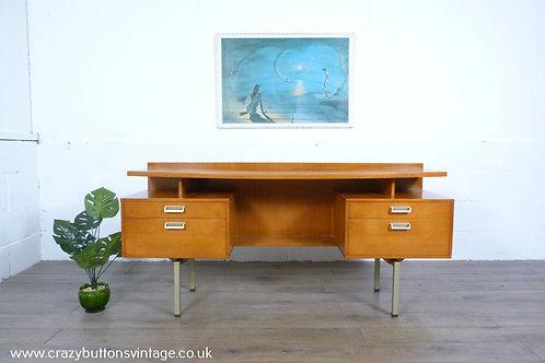 G Plan Limba floating dressing table desk