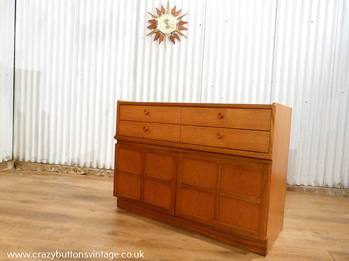 Nathan sideboard cupboard drawers