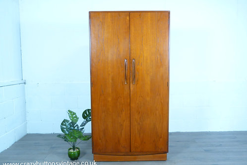 G Plan Fresco teak Gentleman's wardrobe