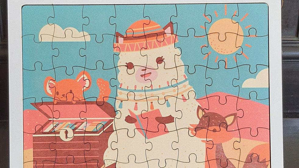 Rompecabezas 48 piezas