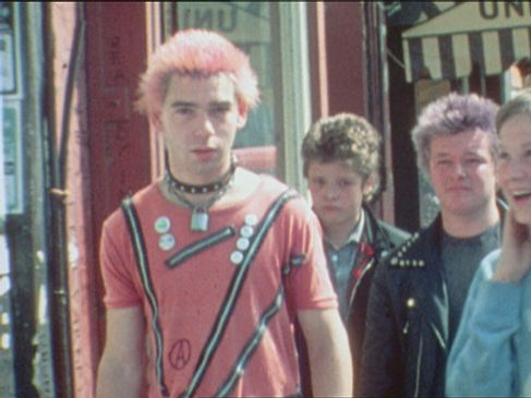Dave Fergusson, Portobello Road, Rough Cut & Ready Dubbed, film, poster, punk, post-punk, London, 1978