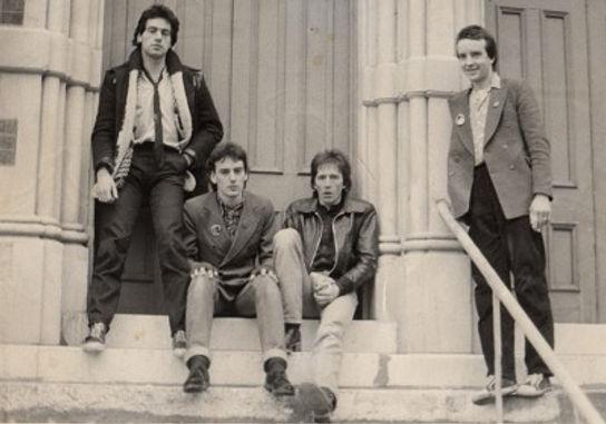 Ruts, Malcolm Owen, Dave Ruffy, punk, post-punk, Babylon's Burning, In A Rut