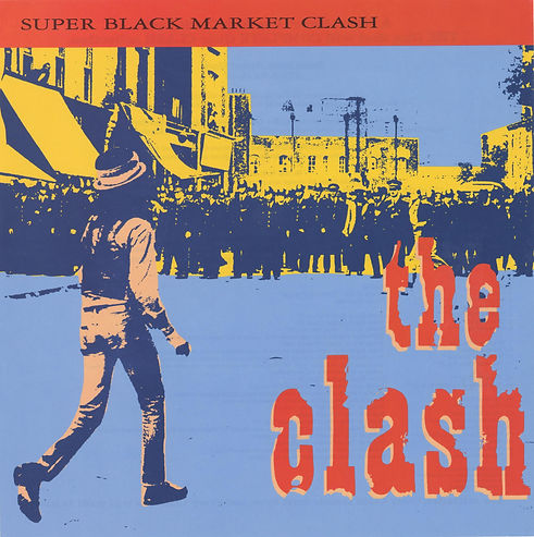 Black Market Clash, Don Letts, Punk Rock Movie, Westway to the World, Punk: Attitude, Joe Strummer, Clash, Slits, punk, post-punk