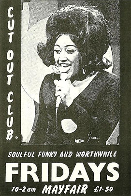 Cut Out Club, Newcastle Mayfair, Newcastle Alternative Clubs in the 1980s, Tiffanys, Rockshots
