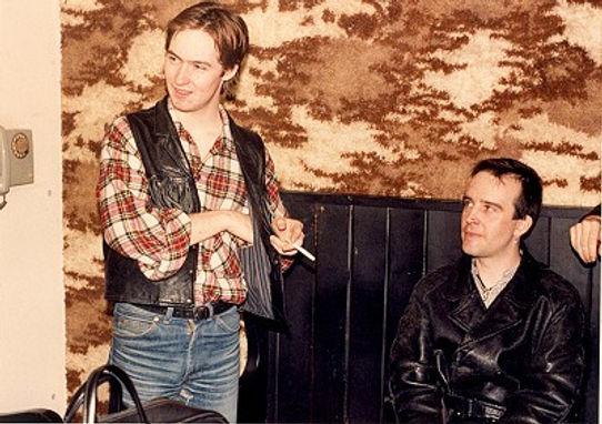Roddy Frame, Aztec Camera, Postcard Records, Ruts, Malcolm Owen, Dave Ruffy, punk, post-punk, Babylon's Burning, In A Rut