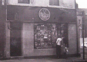 Listen Ear, Ridley Place, Newcastle Upon Tyne, Record Shops, punk, post-punk, Clash, Gang of Four, Slits