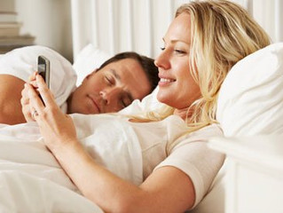Technology in the Bedroom: is it a cause for celebration?