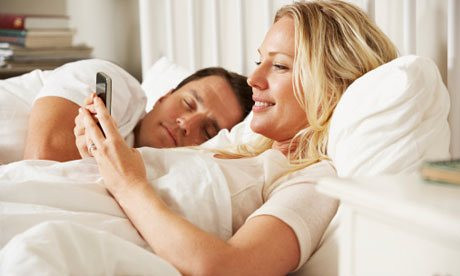 Technology in the Bedroom