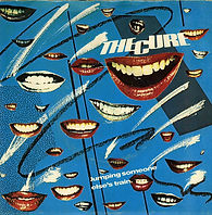 The Cure, Jumping Some Else's Train, Fiction Records, record sleeve, cover, punk, post-punk, Clash, Joe Strummer, Slits, Gang of Four, Au Pairs, Eccentric Sleeve Notes