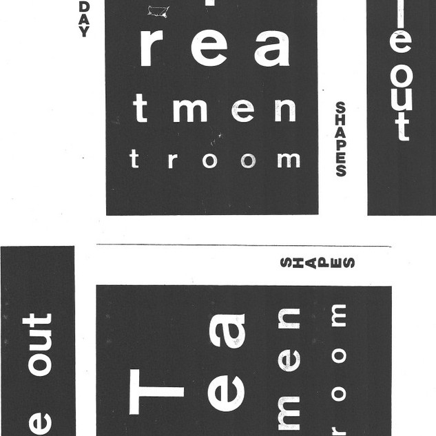 1981 Poster for Treatment Room single.jp