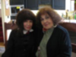Fenella Fielding & Cleo Laine (2013)