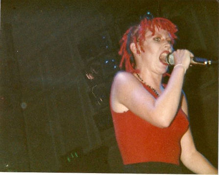 Hazel O'Connor, Newcastle City Hall 1981, Breaking Glass film, Will You, post-punk