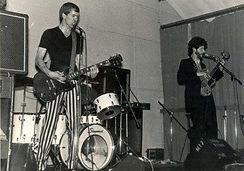 Monoconics, Newcastle, Sunderland, 1980s post-punk, exit stage left
