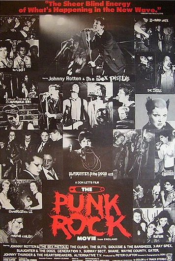 Don Letts, Punk Rock Movie, Westway to the World, Punk: Attitude, Joe Strummer, Clash, Slits, punk, post-punk