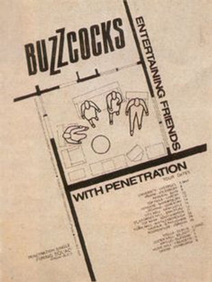 Buzzcocks & Penetration tour dates 1978. Neale Floyd interview