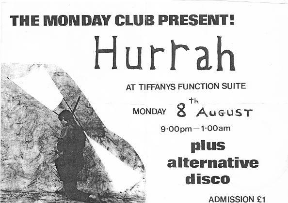 Hurrah! Tiffansy 1983
