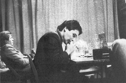 Kissing The Pink, Jo Wells, George Stewart, Mr Blunt, Watching Their Eyes, The Last Film