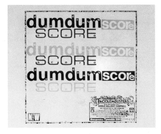 dumdum Score