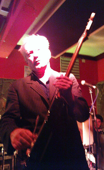 Andy Gill, Guitarist, Gang of Four, Hoxton 2009, Damaged Goods, Entertainment, I Love A Man In Uniform, post-punk