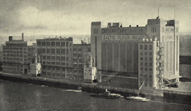 Baltic Flour Mill 1949