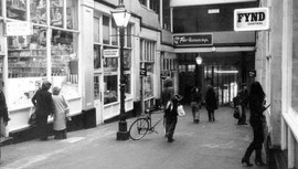 Handyside Arcade 1970s