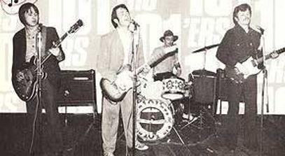 101ers on stage, Julien Temple, The Future is Unwritten, Joe Strummer, Clash, Sex Pistols, 1977, London Calling, punk, post-punk, slits