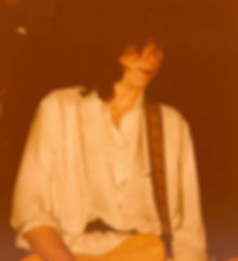 Lesley Woods, Au pairs, band, It's Obvious, Playing With A Different Sex, Paul Foad, guitar, 021 Records, Birmingham, post-punk
