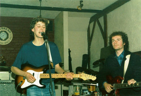 PJ Selbys Confessions, Cumberland Arms 1986