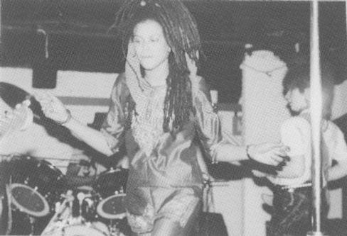Amazulu, Rose Minor, Cairo, single on Towerbell records, UK reggae, 1983