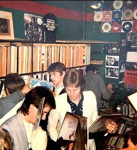 Listen Ear 1979 Paul Weller in shot Sett