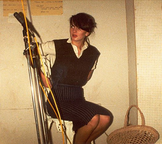 Pinkies, Jayne, Open Commune, 021 Records, Birmingham,Balsall Heath Rehearsal Studios, 1981, post-punk