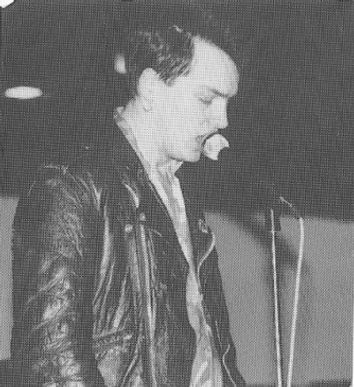 Higson, Band, Switch, Singer, Newcastle University 1983, ,Tear The Whole Thing Down, 2 Tone Records, funk, dance, post-punk, Simon McKay