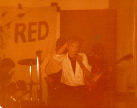 Red Performance, Steve, Newcastle Spectro Arts Centre