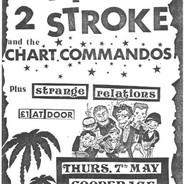 1981-05-07 Flyer for Arthur 2 Stroke at