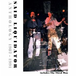 Said Liquidator, indie-pop, 1980s, Simon McKay, The Third Man, Rise, Say What You Feel, buy CD anthology, 1987-1991