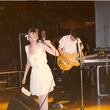 Altered Images, Clare Grogan, Dead Pop Stars, Gregorys Girl, Newcastle Tiffanys 1981
