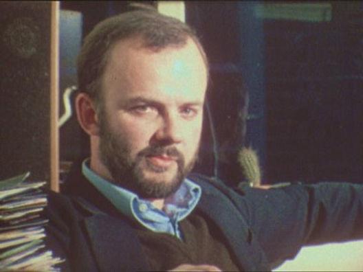 John Peel Interview, Radio 1, Rough Cut & Ready Dubbed, film, poster, punk, post-punk, London, 1978