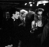 Newcastle people, alternative music scene, 1980s, post-punk