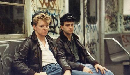 Roman Holliday, New York 1983, Steve Lambert