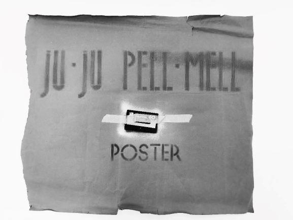 ju-ju pell-mell Poster