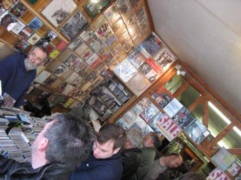 Minus Zero, Bill Forsyth, Stand Out Records, Bill Allerton, Portobello, punk, post-punk, closed down