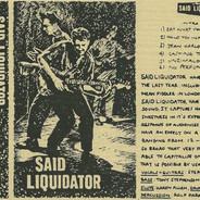 Tour Cassette 1989