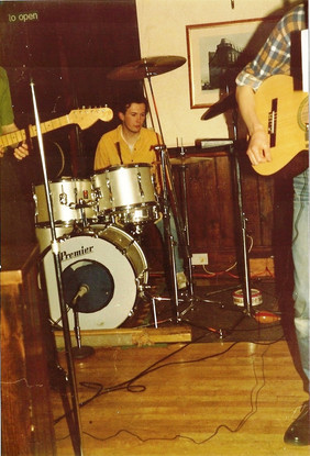 Swirle, Barley Mow, 1985, Michael