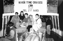 River Tyne Cruise Boat 1987