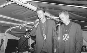Newcastle bands, Gods Gift To Women 1987 c